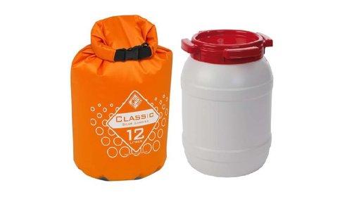 Waterdichte Tassen - Tonnen