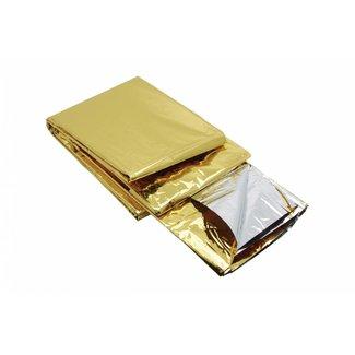 Relags Reddingsdeken, zilver/goud, 160x210