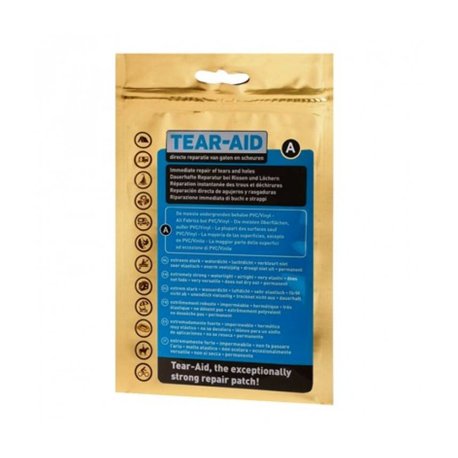 Tear-Aid A of B, reparatiemateriaal