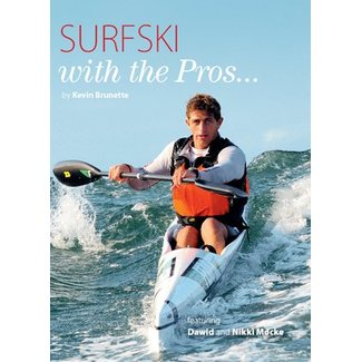 Boek, Surfski with the Pro's