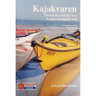 Cursusboek, Theorie en Praktijk voor Kajakvaardigheid A/B