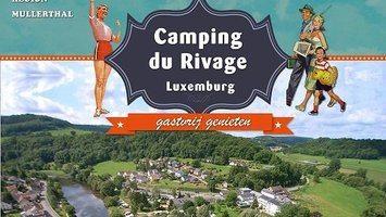 Camping in Luxemburg ?  Camping du Rivage !