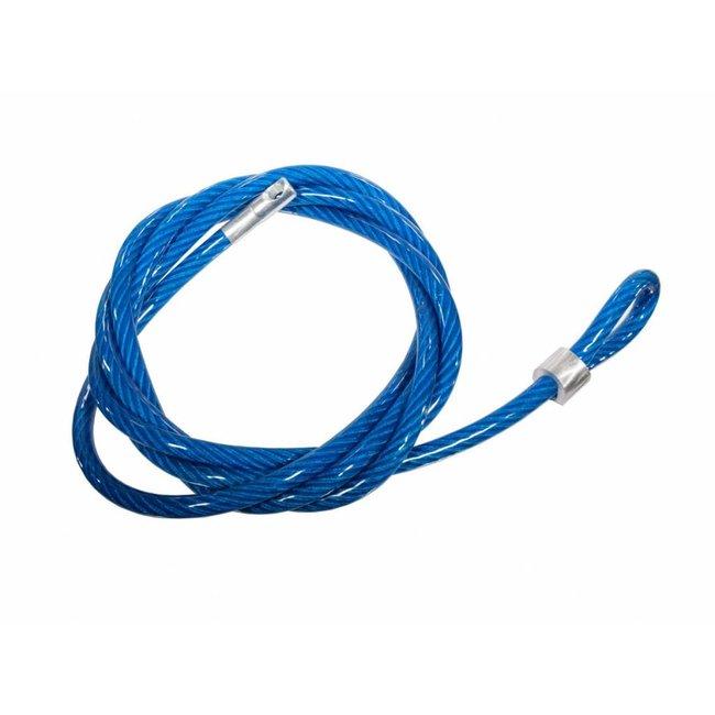Eckla Antidiefstal kabel, 4 mtr