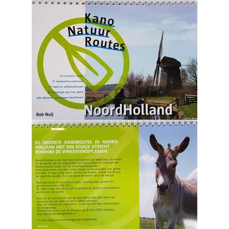 Kano-Natuur Routes, Noord Holland