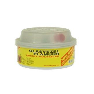 Wilsor Glasvezel-Polyester Plamuur, 150 gram