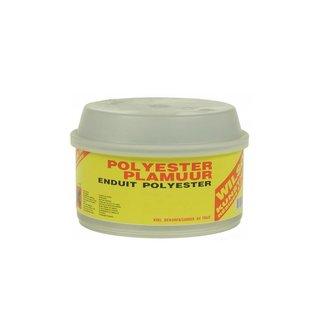 Wilsor Polyester Plamuur, wit,