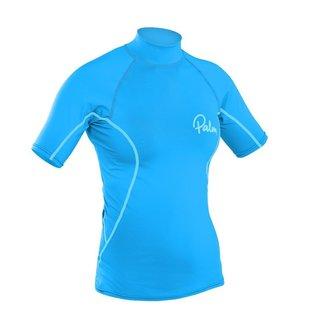 Palm Shirt k/m, Lady, Lycra