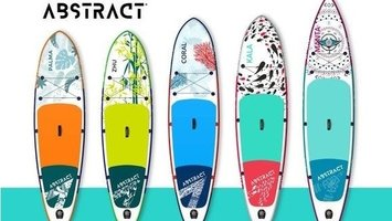 SUP-BOARDS !   Div. modellen van ABSTRACT vanaf 299 euro !!