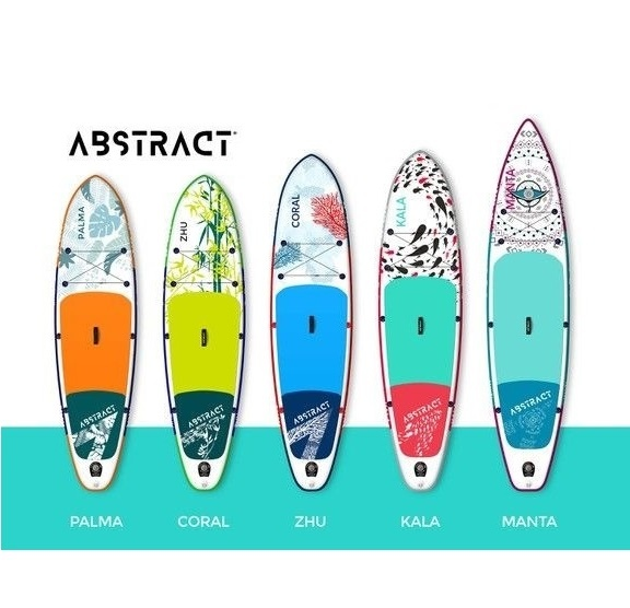 ABSTRACT SUP-BOARDS !   Vanaf 279 euro !!