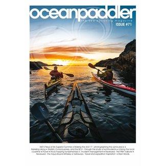 Ocean Paddler, Zeekajak magazine (vorige uitgave)