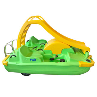 Rainbow Pedalo H2O 250, 2+2 persoons