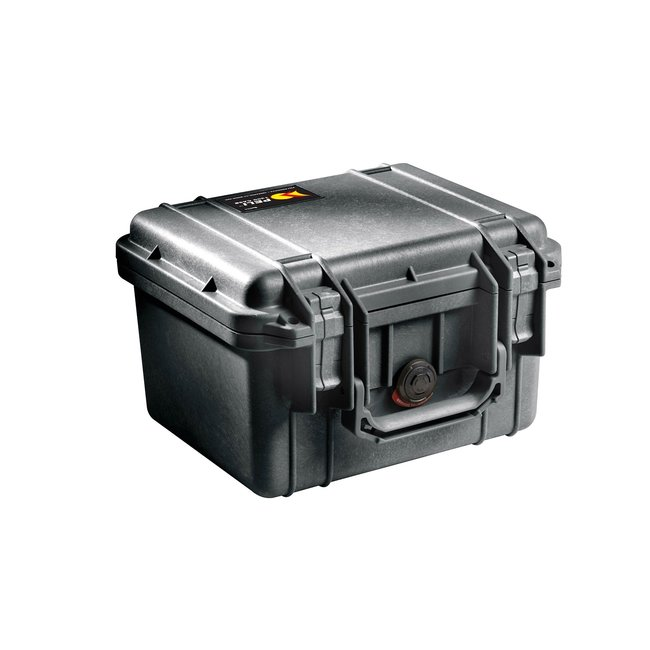 Peli Case 1300, Waterdichte Box + Foam