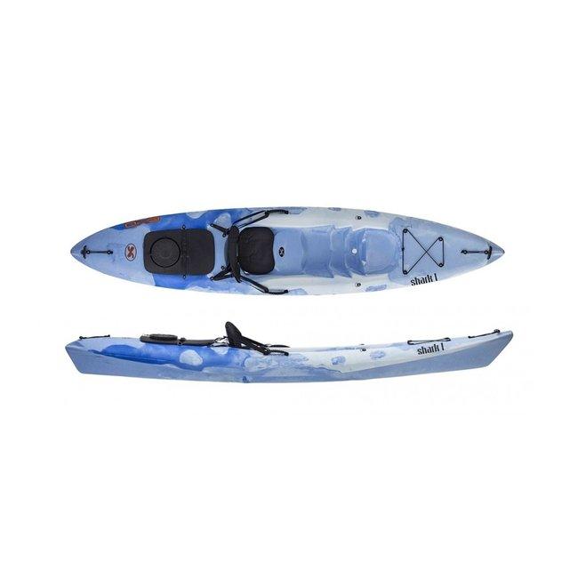 Exo Shark 1 350 Std., incl. zit/rugsteun