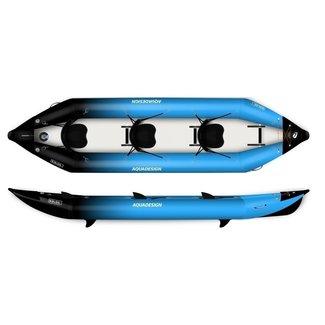 Aqua Design Koloa Trio 400, Dropstitch