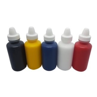 Wilsor Pigment voor topcoat, diverse kleuren