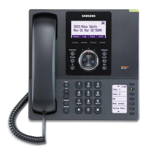 SMT-I5230 - 7 Button IP handset-self Labelling