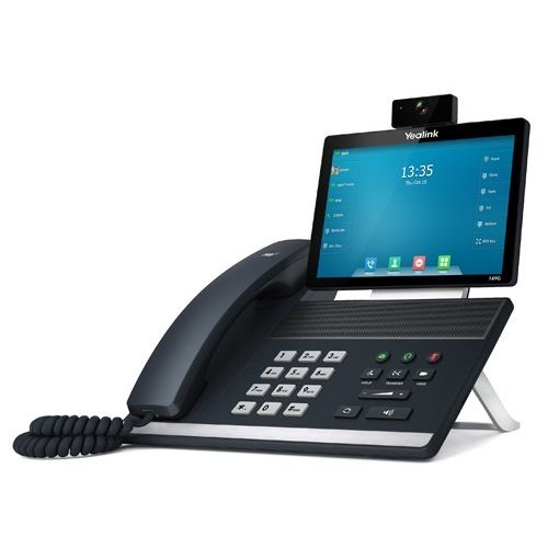 Yealink Yealink T49G Video Collaboration Phone incl. camera en voedingsadapter