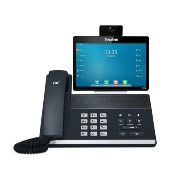 T49G Video Collaboration Phone incl. camera en voedingsadapter
