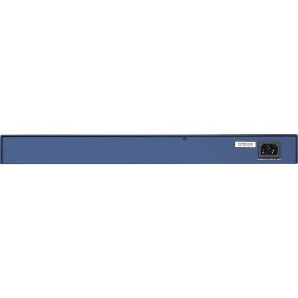 FS728TP 24-Port Smart Switch, 4 Gbit prt 24 PoE/195W