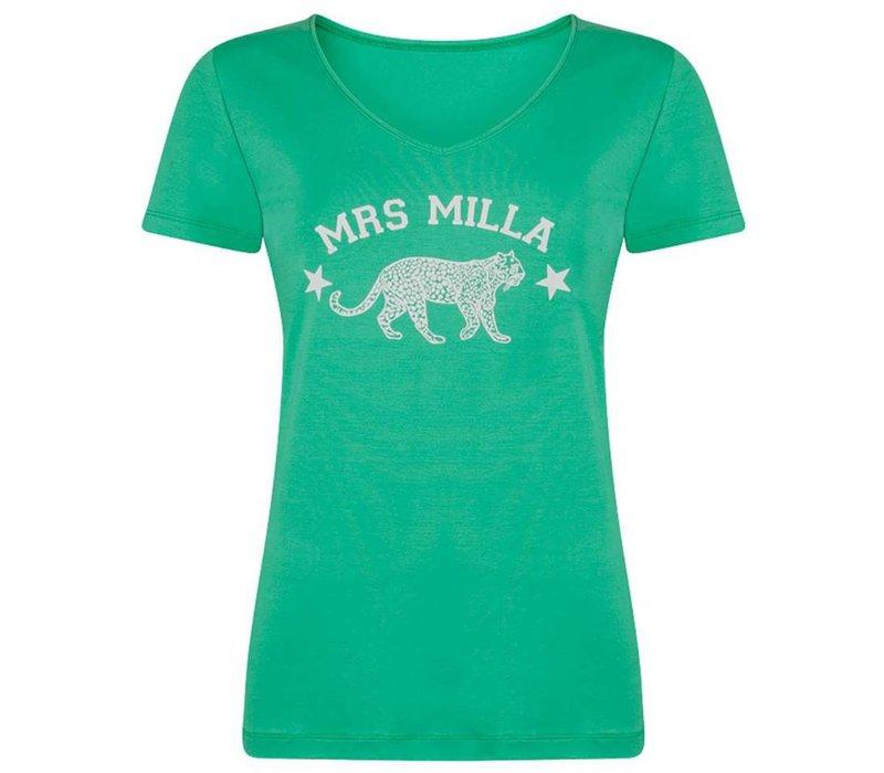 Tia 2 T-shirt - Emerald