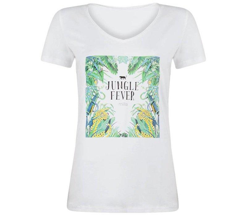 Tia 1 T-shirt - White