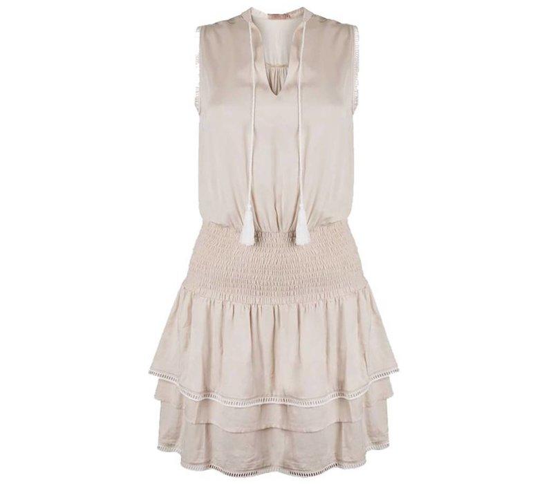 Dores Dress - Sand