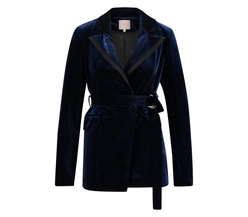 Balou Blazer - Midnight Blue
