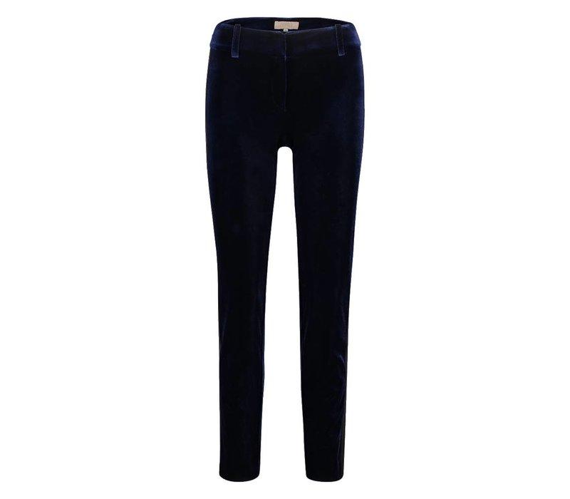 Paisley Pants - Midnight Blue