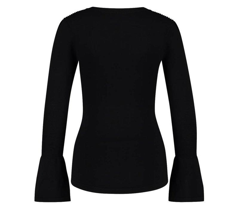 Tulia Sweater - Black
