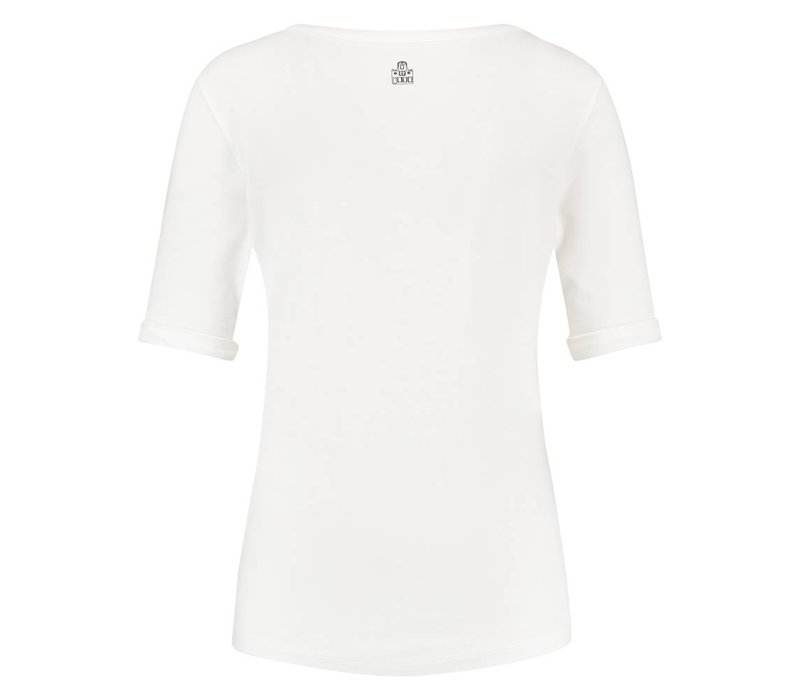 Tarah T-shirt - Offwhite