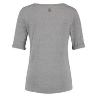 Tarah T-shirt - Grey Melange