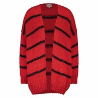 Candy Cardigan - Red