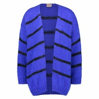 Candy Cardigan - Midnight Blue