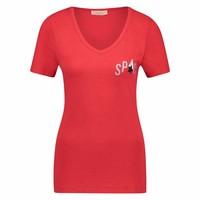 Thina T-shirt - Red