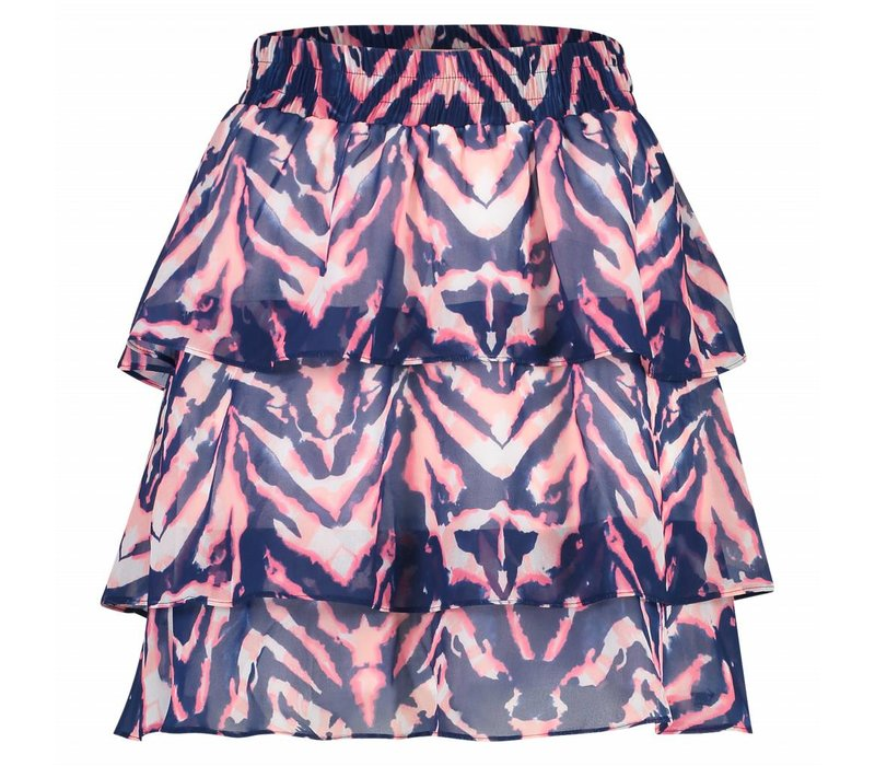 Rocky Skirt - Animal Print