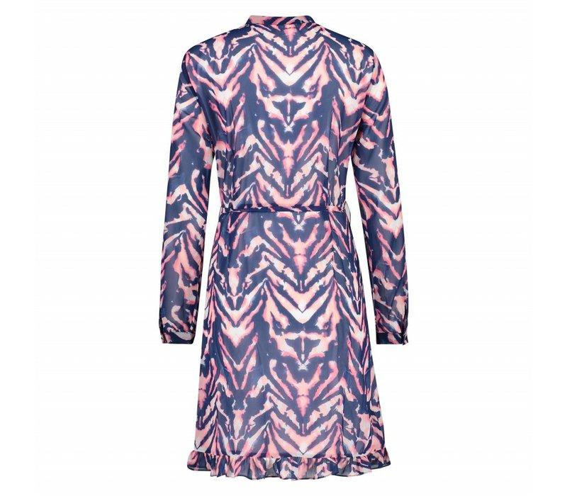 Dory Dress - Animal Print