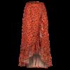 Rosanne Skirt - Tangerine Leo