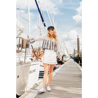 Ray Skirt - White