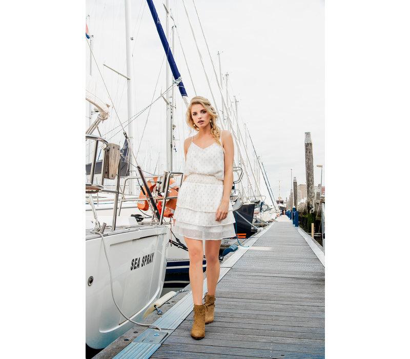 Rachel Skirt - White