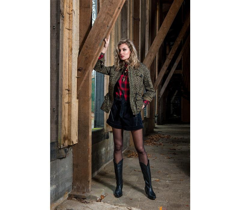Jodie Jacket - Army