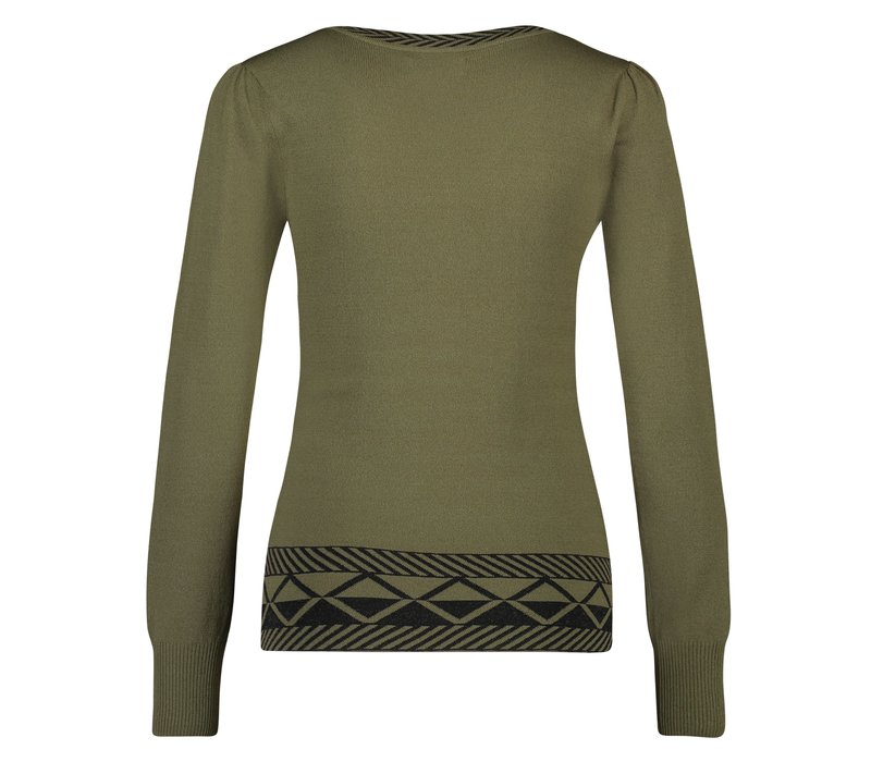 Styn Sweater - Army