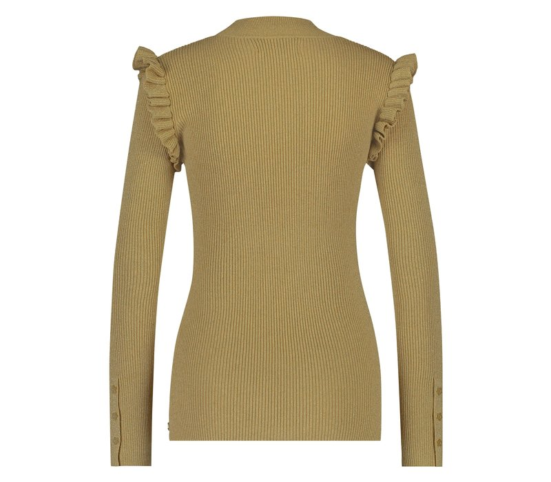 Skylar Sweater - Camel