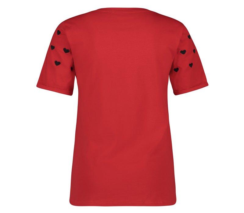 Tango T-Shirt - Red