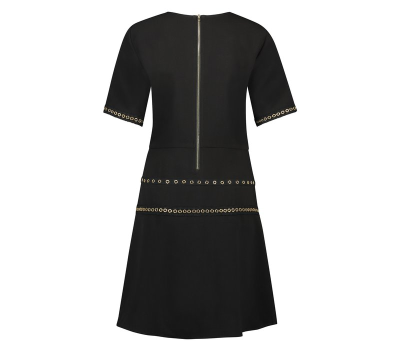Dinda Dress - Black