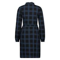 Dolly Dress - Black Blue