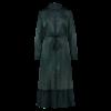 Destiny Dress - Petrol Print