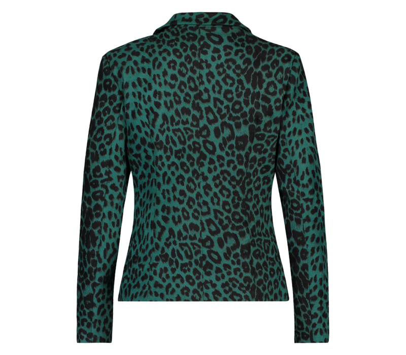 James Jacket - Leopard Print