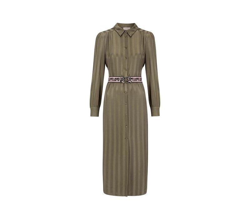 Didi Dress - Army Green