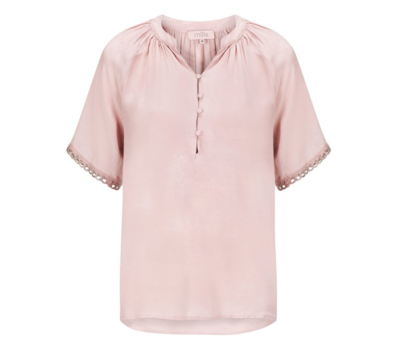 Tyge Top - Misty Pink