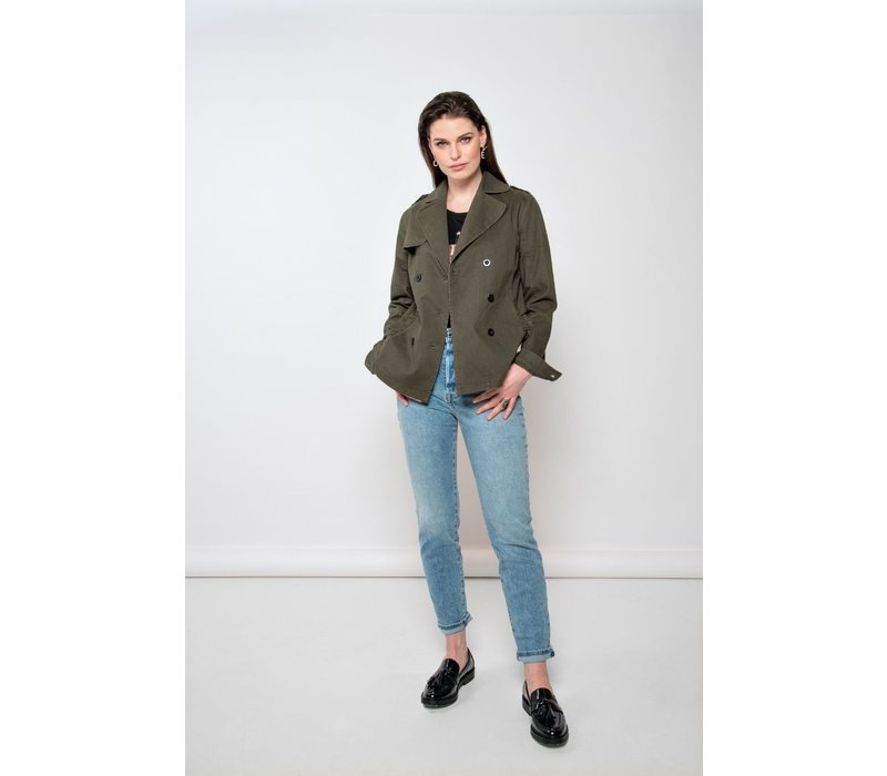 Janna Jacket - Army Green